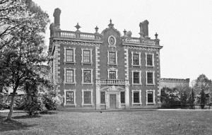 Carrick Bblacker House