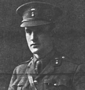 Captain C M Johnston