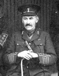 Colonel W G Fitzgerald