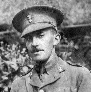 Lieutenant J G E FitzGerald