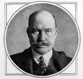 Brigadier General G W Hacket Pain