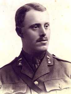 Lieutenant R S B Townsend