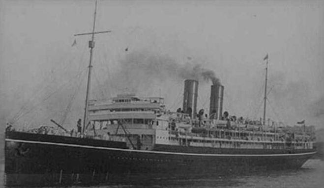SS Maloja