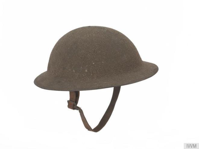 Helmet, steel, Mk I