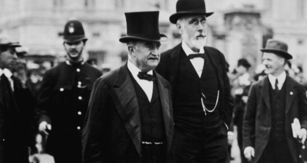 John Redmond MP and John Dillon MP