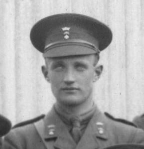 Lieutenant J E Gibson