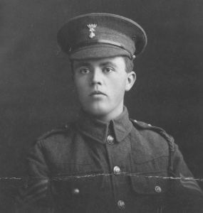 Sergeant Herbie Palmer MM