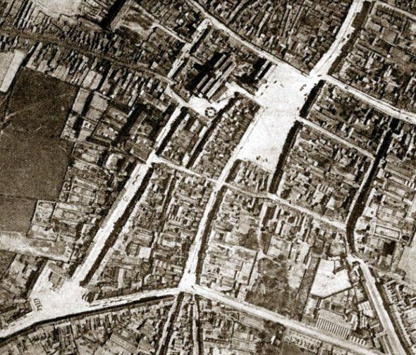 Bailleul 1917