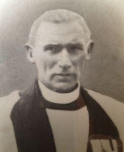 Reverend F J Halahan